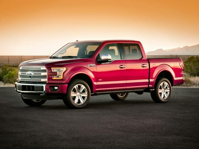 Learn More About The  Ford F