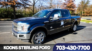2018 Ford F-150 King Ranch Diesel Truck SuperCrew Cab