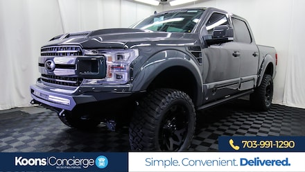 2020 Ford F-150 Black Ops Edition 4x4 Lariat Truck SuperCrew Cab