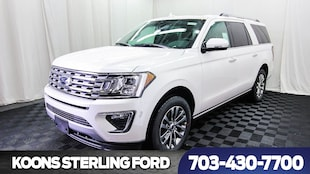 2018 Ford Expedition MAX Limited 4X4 MAX