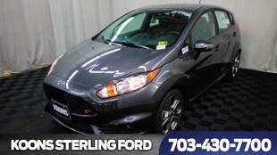 2018 Ford Fiesta ST Ecoboost Hatchback