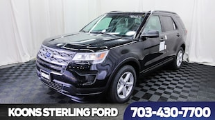2019 Ford Explorer FWD