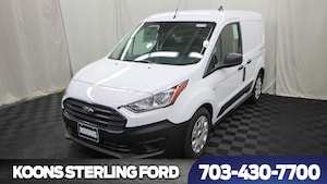 2019 Ford Transit Connect Cargo Van SWB XL Swing-Out Rear Cargo Doors