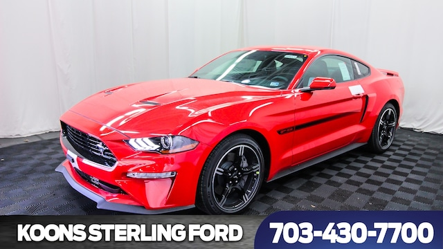 2019 Ford Mustang GT California Special For Sale | Sterling VA
