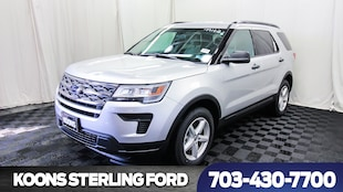 2019 Ford Explorer 4WD SUV