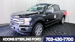 2019 Ford F-150 King Ranch 4X4 Truck SuperCrew Cab