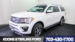 2019 Ford Expedition MAX XLT 4X4 MAX