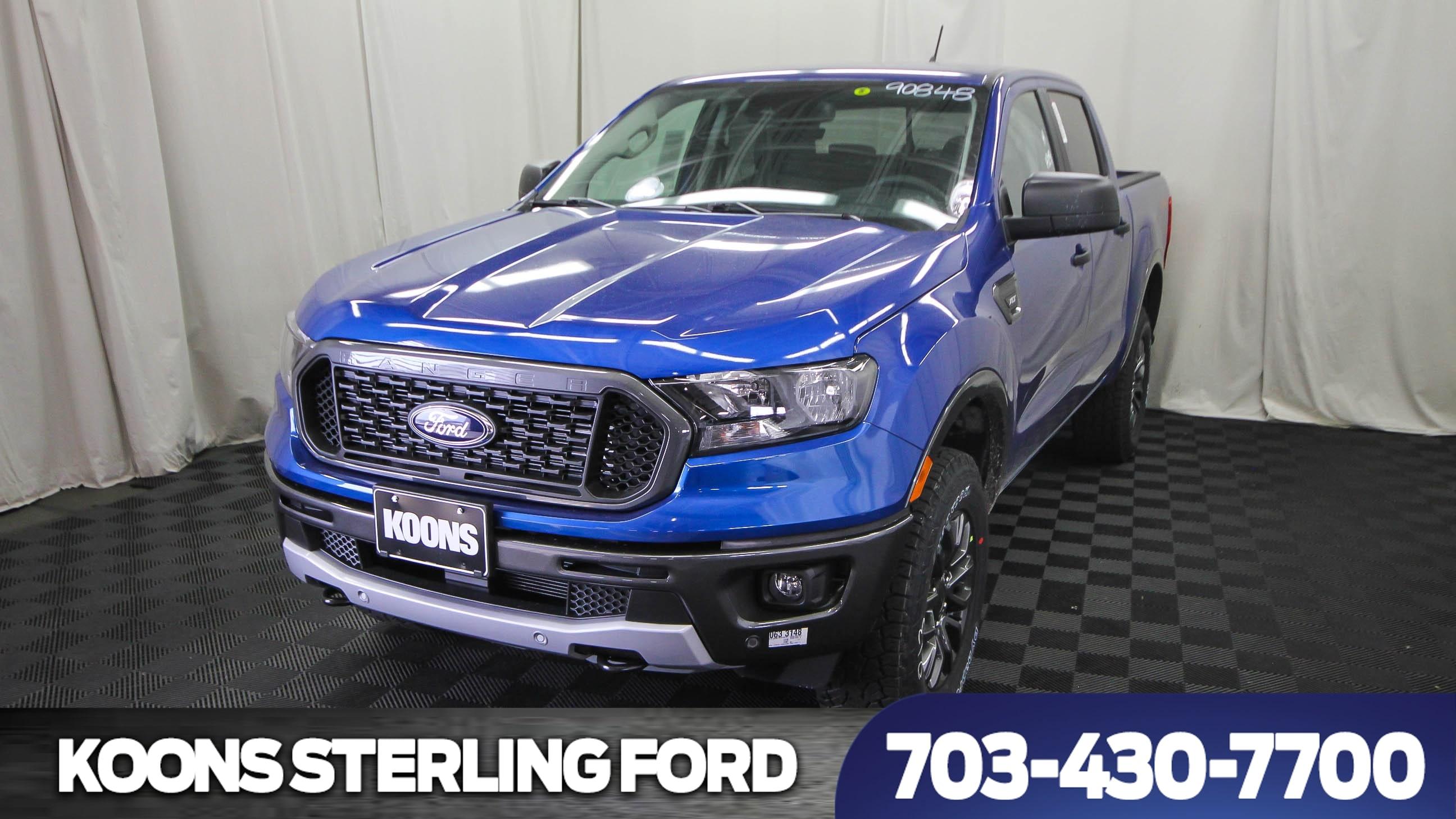 2019 Ford Ranger XLT 4X4