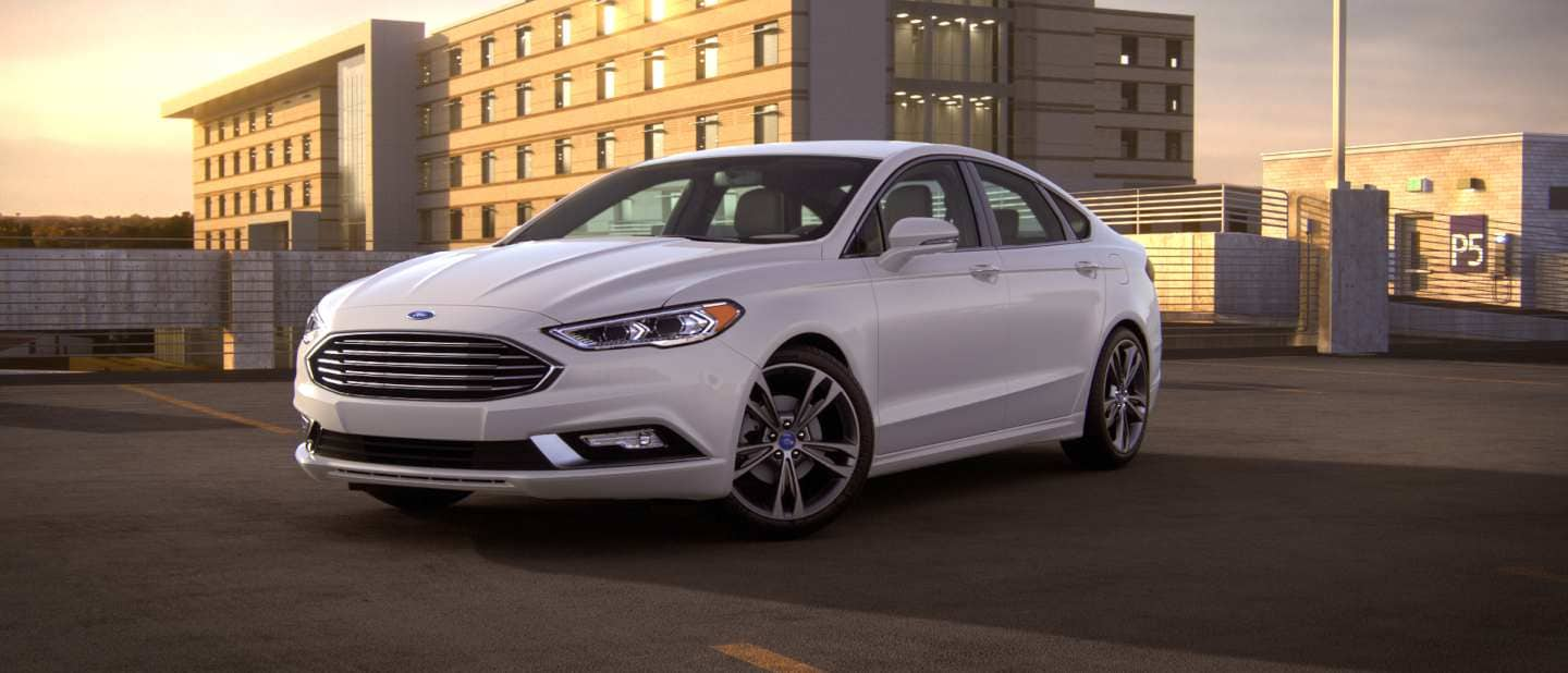 2018 ford fusion in sterling