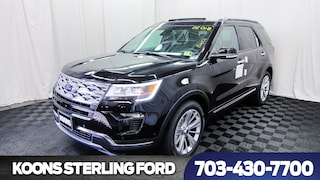 2018 Ford Explorer Limited FWD SUV