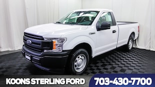 2019 Ford F-150 XL 4X2 Truck Regular Cab