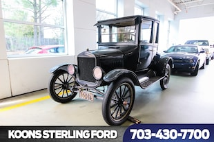 1924 Ford Model T Roadster