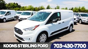2019 Ford Transit Connect Cargo Van LWB XLT Van