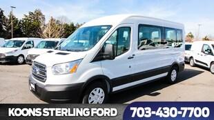 2019 Ford Transit-350 LWB Medium Roof XLT Passenger Van Van