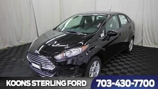 2019 Ford Fiesta SE 4dr Sedan Sedan