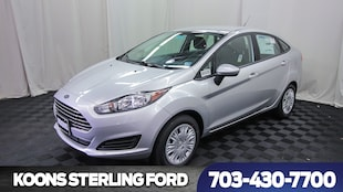 2019 Ford Fiesta S 4dr Sedan