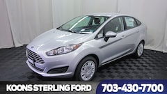 2019 Ford Fiesta S 4dr Sedan Sedan