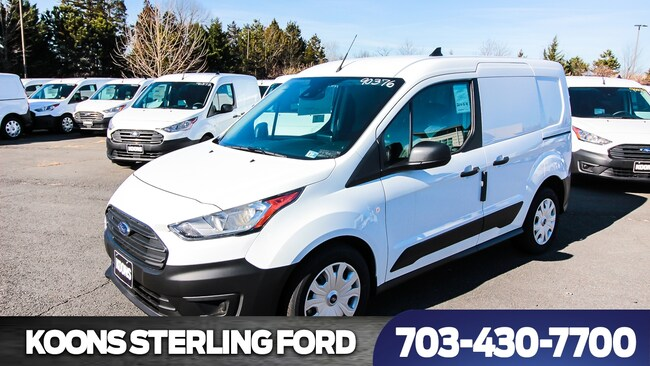 2019 Ford Transit Connect Cargo Van SWB XL Van