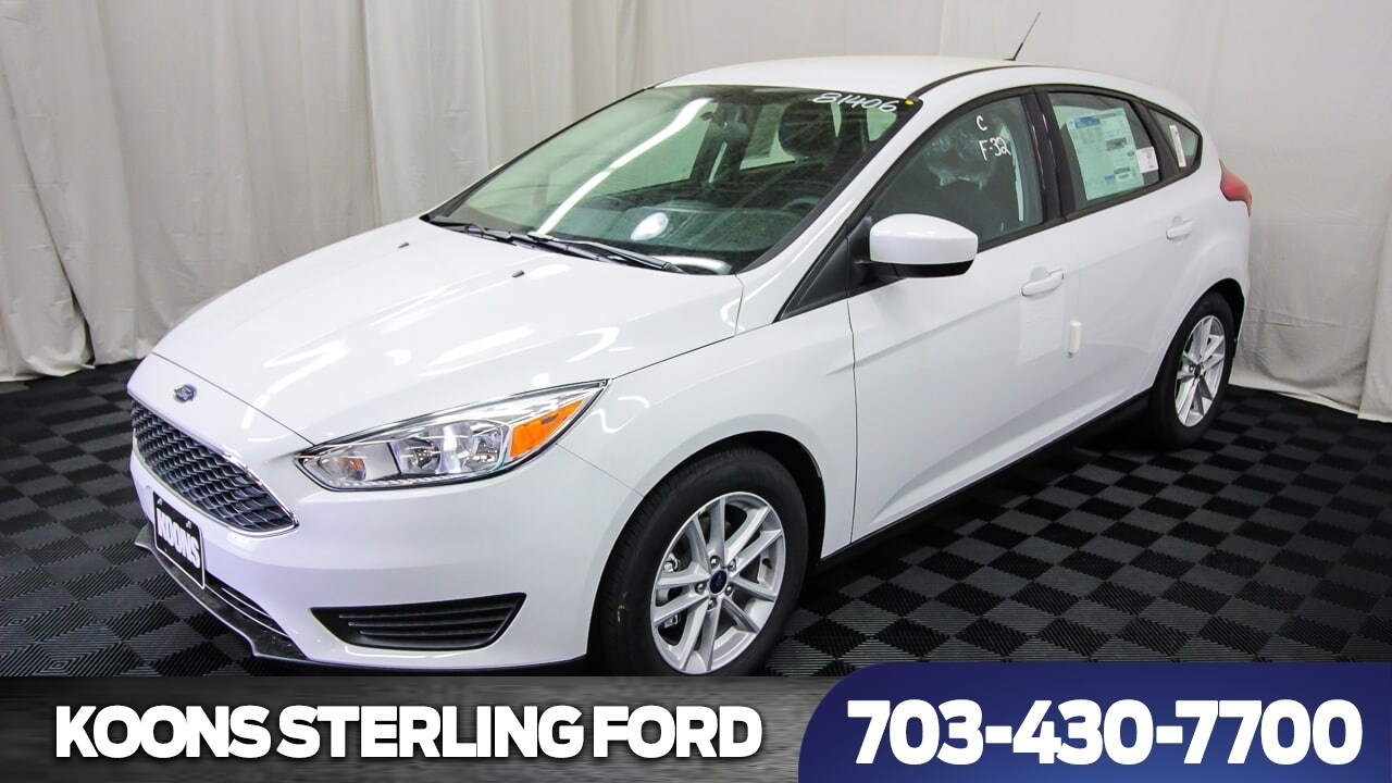 2018 Ford Focus SE 5dr Hatchback