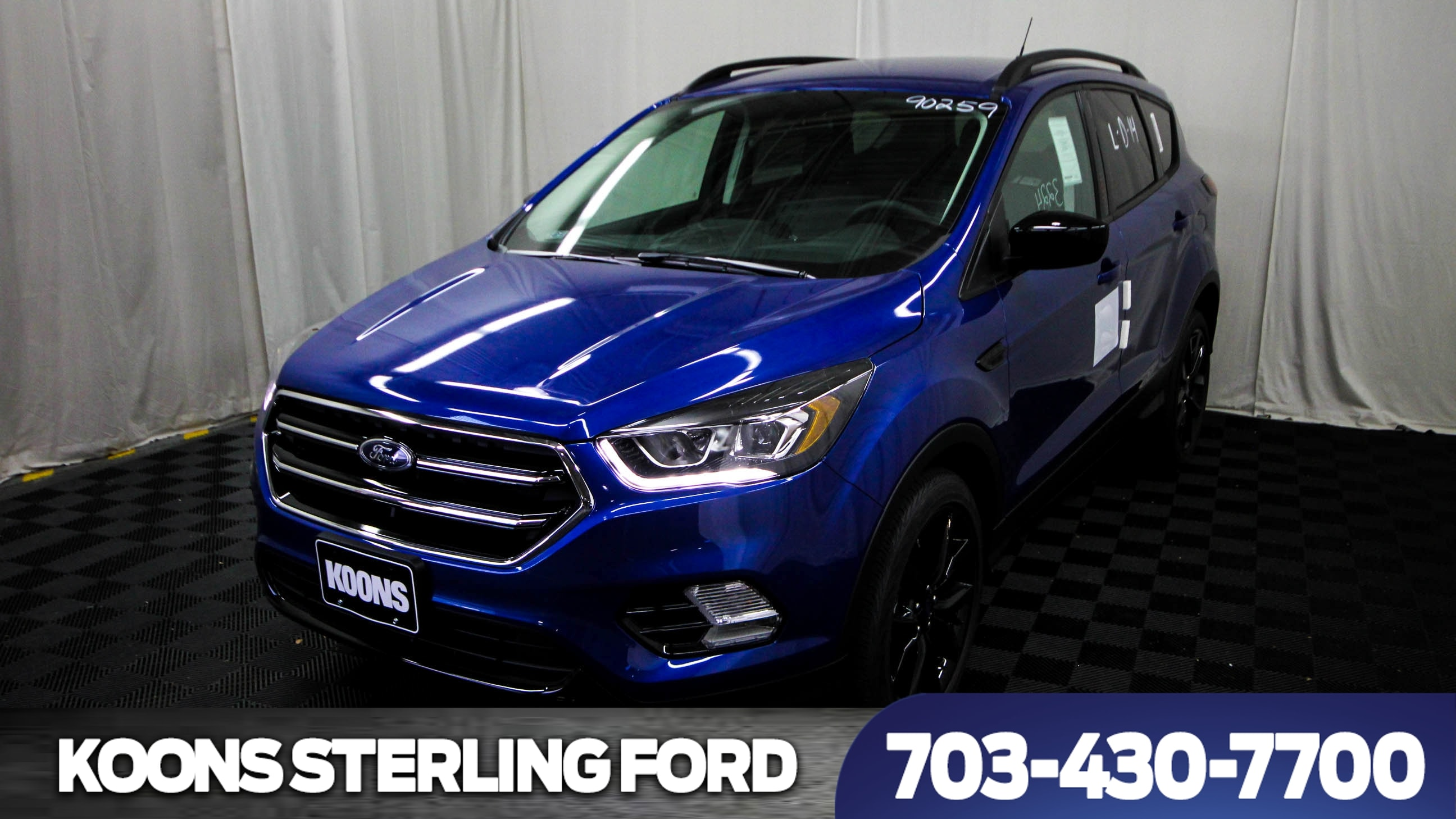 2019 Ford Escape SE FWD Sport Appearance