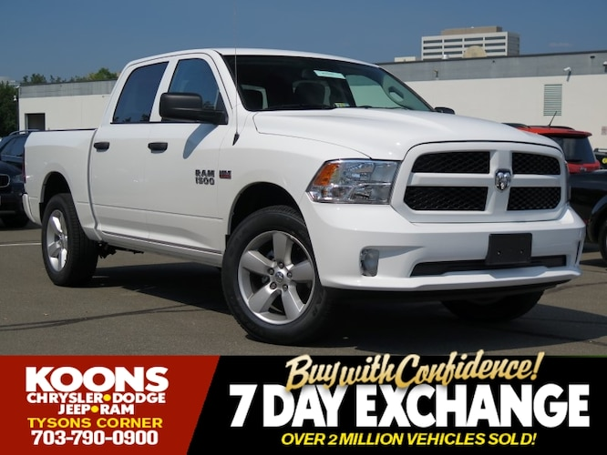 used car truck suv specials in fairfax county at koons tysons chrysler dodge jeep and ram. Black Bedroom Furniture Sets. Home Design Ideas