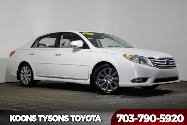 Used 2011 Toyota Avalon LIMITED Sedan in Vienna, VA
