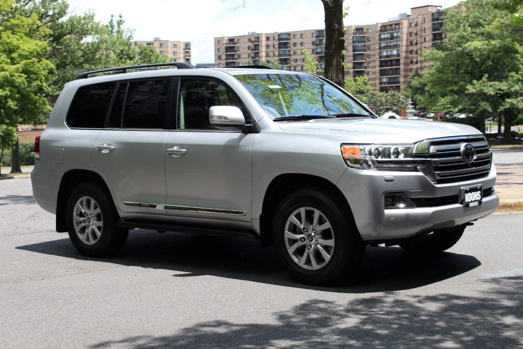 Toyota Arlington Va >> 2019 Toyota Land Cruiser For Sale in Arlington VA | Koons
