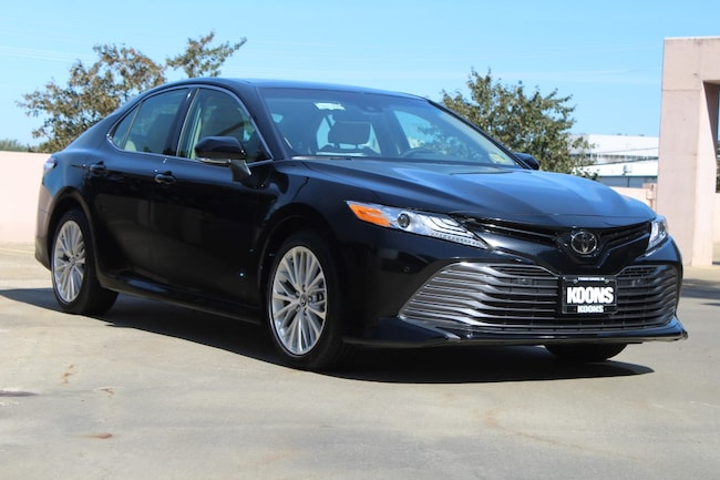 New 2018 Toyota Camry XLE V6 Sedan in Annapolis