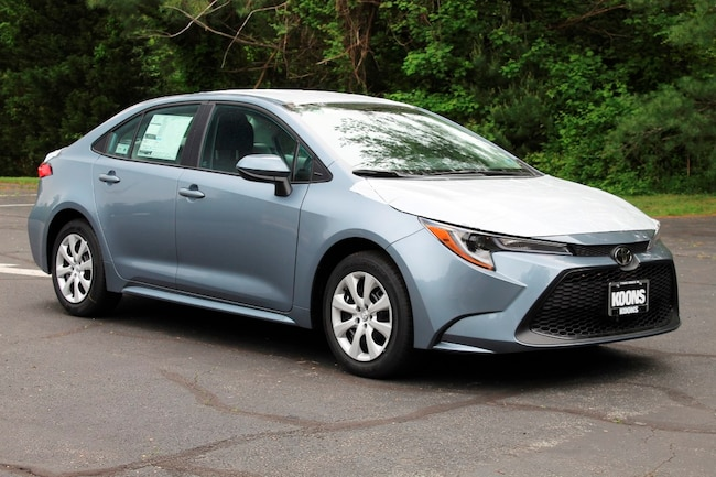 New 2020 Toyota Corolla LE Sedan in Vienna, VA