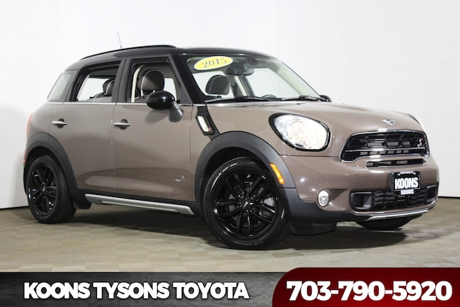 Used 2015 MINI Cooper S Countryman SUV in Vienna, VA