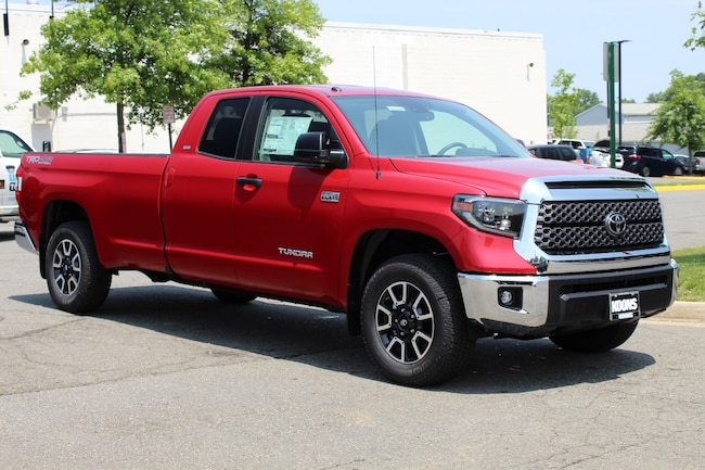 New 2019 Toyota Tundra SR5 5.7L V8 Truck Double Cab Westminster
