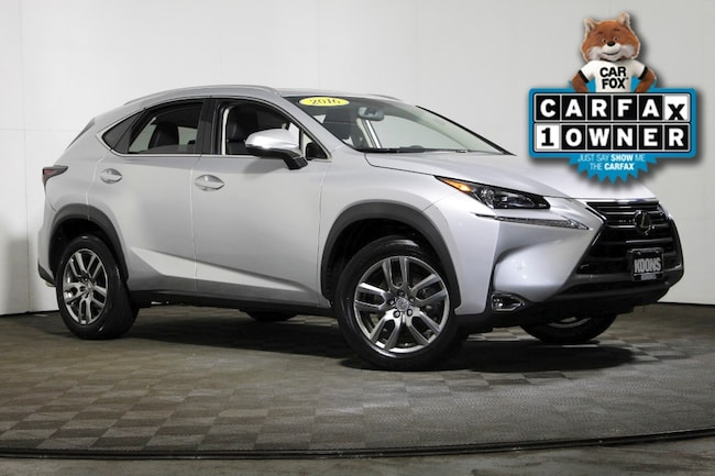 2016 LEXUS NX 200t 4X4 For Sale | Vienna VA
