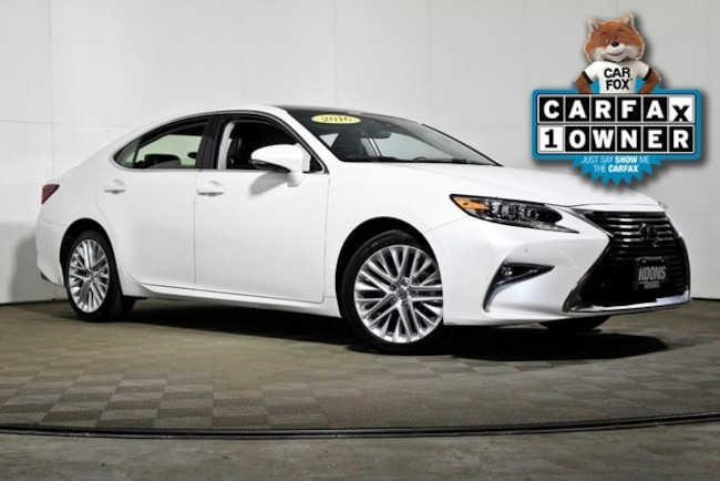 Used 2016 LEXUS ES 350 Sedan in Vienna, VA