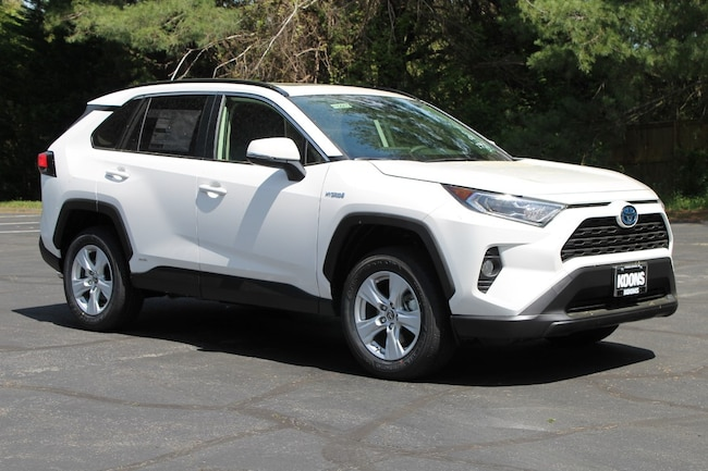 2019 Toyota Rav4 Hybrid Xle For Sale Vienna Va