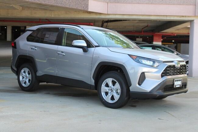 New 2019 Toyota RAV4 Hybrid LE SUV in Vienna, VA