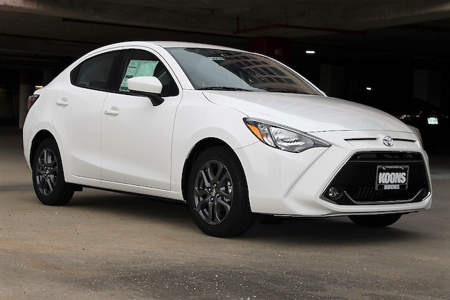 New 2019 Toyota Yaris Sedan LE Sedan in Vienna, VA