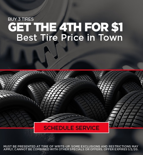 December Tire Special