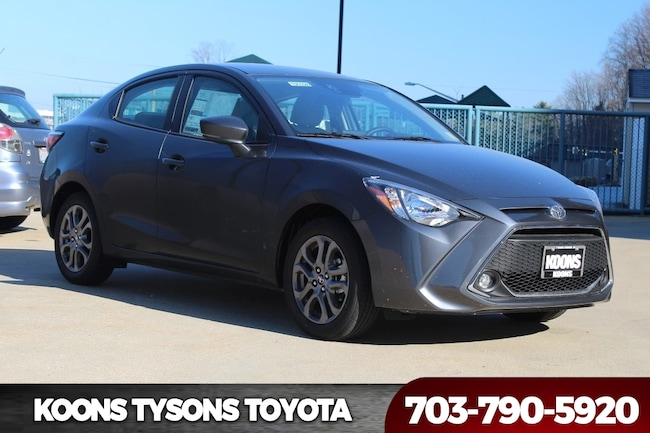 New 2019 Toyota Yaris LE Sedan in Vienna, VA