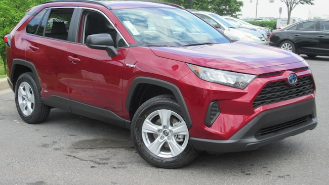 New 2019 Toyota RAV4 Hybrid LE SUV in Easton, MD
