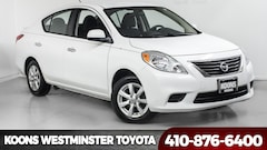 Used 2014 Nissan Versa SV Sedan in Westminster