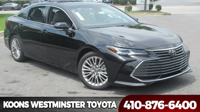 New 2019 Toyota Avalon Limited Sedan Westminster