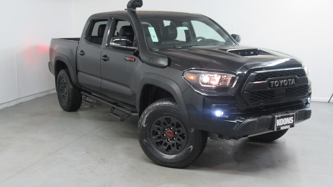 New 2019 Toyota Tacoma Trd Pro V6 For Sale In Westminster Md Vin