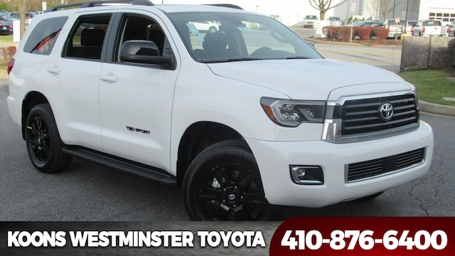 New Toyota Sequoia For Sale In Westminster At Koons