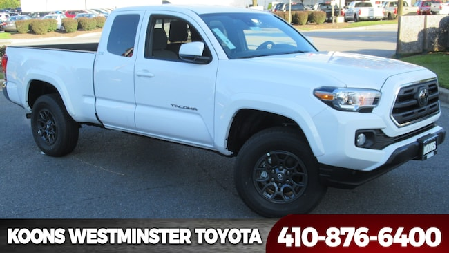 New 2018 Toyota Tacoma SR5 V6 Truck Access Cab Westminster