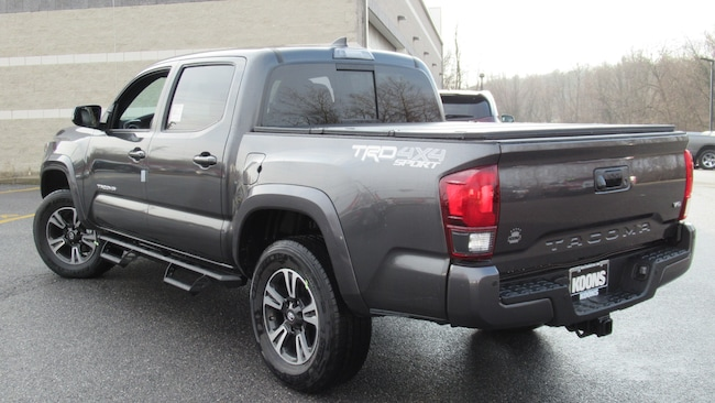 New 2019 Toyota Tacoma Trd Sport V6 For Sale In