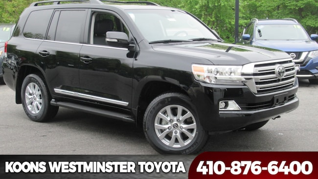 New 2019 Toyota Land Cruiser V8 SUV Westminster