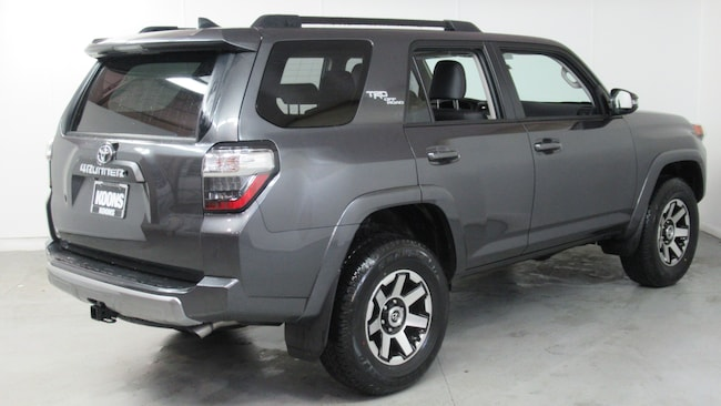 New 2019 Toyota 4runner Trd Off Road Premium For Sale In