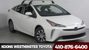 2019 Toyota Prius XLE AWD-e Hatchback