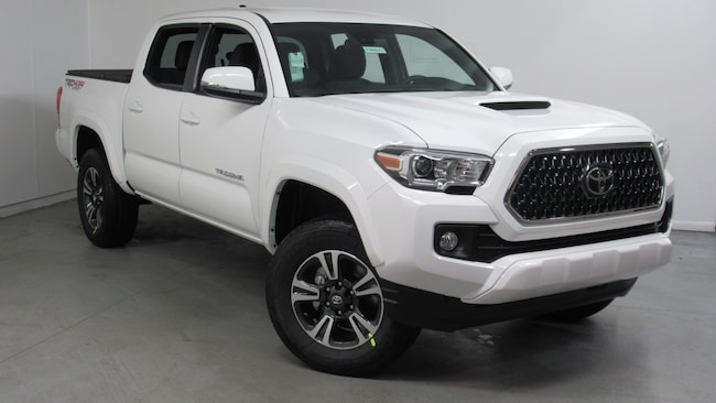 New 2019 Toyota Tacoma TRD Sport V6 Truck Double Cab Westminster