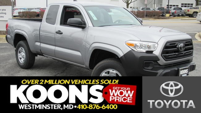 New 2019 Toyota Tacoma SR Truck Access Cab Westminster